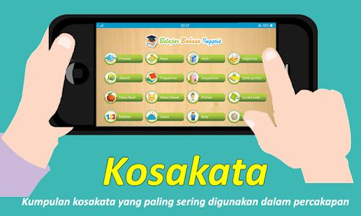App Hafalan Bahasa Inggris APK for Windows Phone