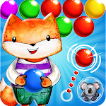 Bubble Popland - Bubble Shooter Puzzle Game Icon