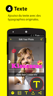 Sticker & Filtre for Snapchat – Vignette de la capture d'écran
