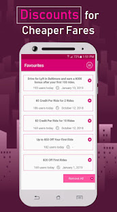 Coupon Codes for Lyft