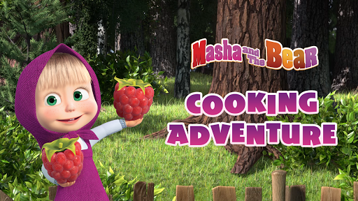 Masha and the Bear Child Games: Cooking Adventure for PC