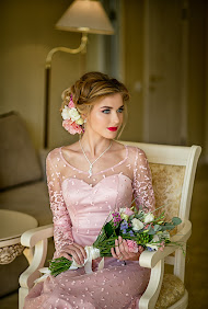 結婚式の写真家Darya Ivanova (dariya83)。19.04.2018の写真