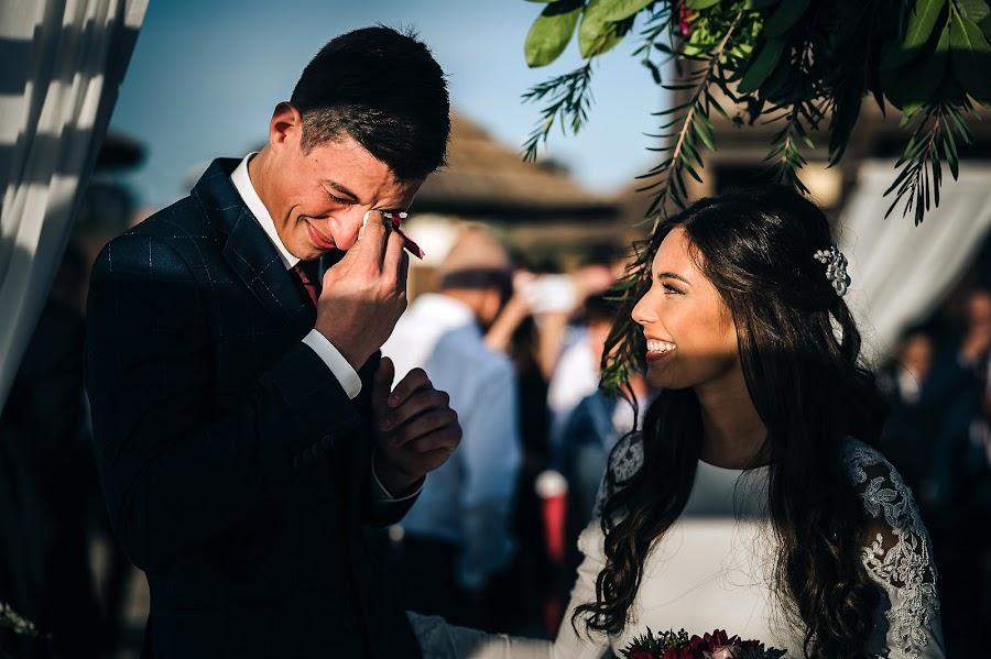Wedding photographer Massimiliano Magliacca (Magliacca). Photo of 14.11.2019