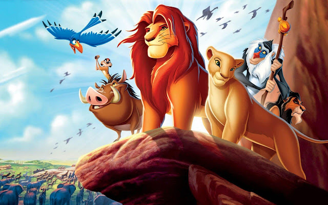 The Lion Guard Tab