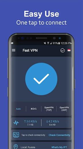 Fast VPN – Paid Super VPN & Hotspot VPN Shield  screenshots 11