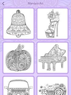 Mandala Boyama Kitabı 292 Apk Indir Android Için ücretsiz Klasik