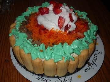 """""""Taco"""" Ice Cream Dessert"""