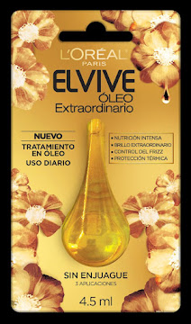 Gota De Aceite  L'Oréal Elvive Óleo Extraordinario