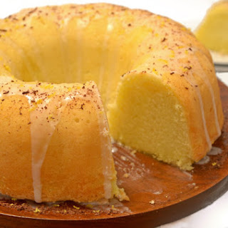 Lemon Soda Pound Cake