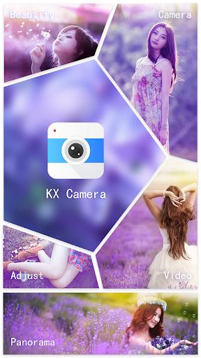 KX 카메라 - 효과 카메라
