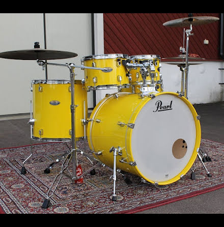 Pearl Decade Maple - DMP925S - Solid Yellow