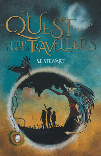 The Quest of the Thought Travellers cover
