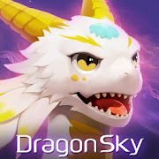 Download Game Game DragonSky : Idle & Merge v1.2.360 MOD FOR ANDROID | MENU MOD  | ONE HIT  | DUMB ENEMY APK Mod Free