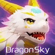 DragonSky : Idle & Merge icon