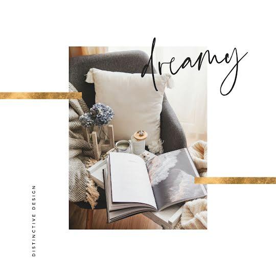 Distinctive Design - Instagram Post Template
