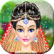 Indian Bridal Princess Salon : Fashion Doll Salon