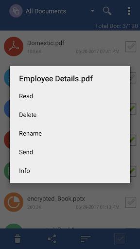 Document Manager 4.0.2 screenshots 3