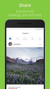 Kewe Messenger- screenshot thumbnail