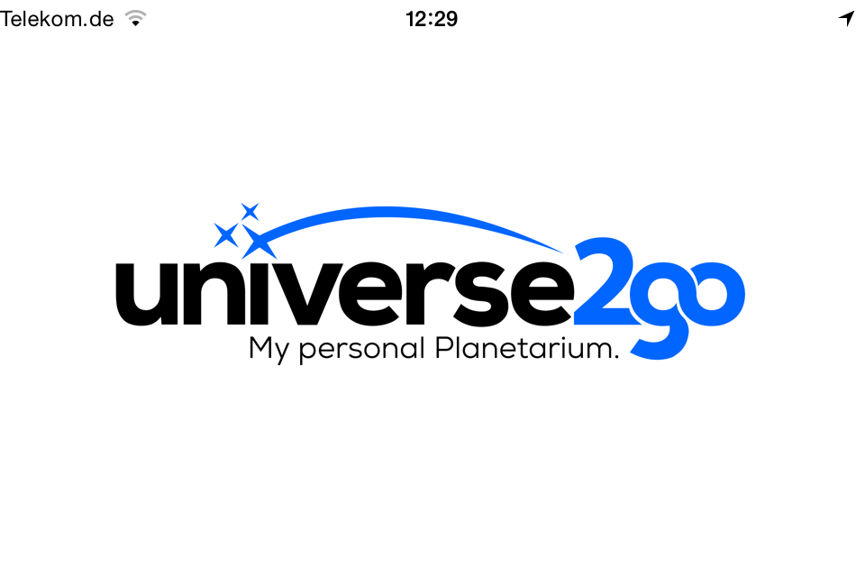 universe2go - English- screenshot