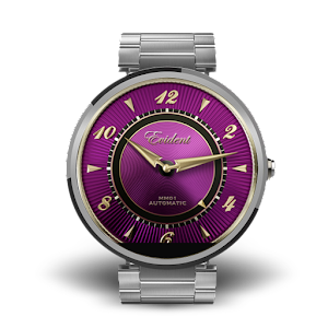 Evident-MM01 Watch Face.apk 2.0