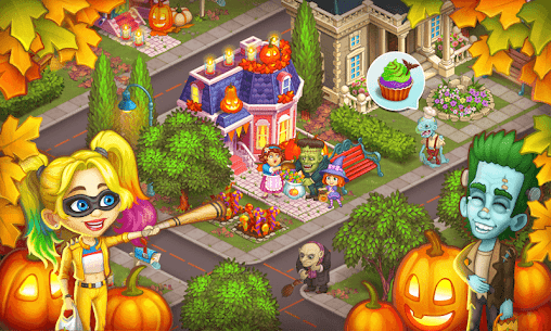 Monster Farm – Happy Ghost Village – Witch Mansion 7