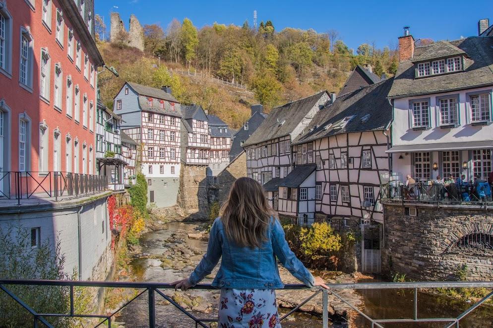 Monschau-duitsland
