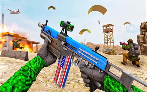 Combat Commando Gun Shooter apkmr screenshots 2