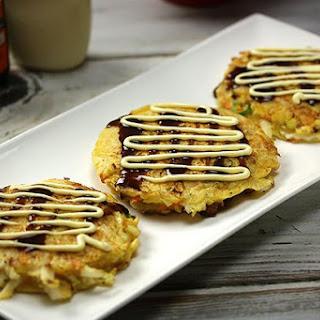 Japanese Savoury Pancakes