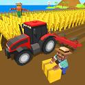 Forage Plow Farming Harvester 3: Fields Simulator icon