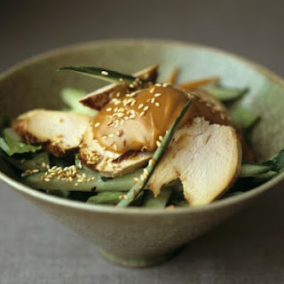 Gourmet Asian Peanut Salad.