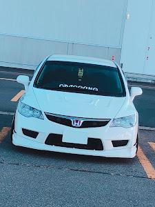 シビックタイプR FD2 20年車、R06327 のカスタム事例画像 ぴょんすさんの2018年09月20日12:55の投稿