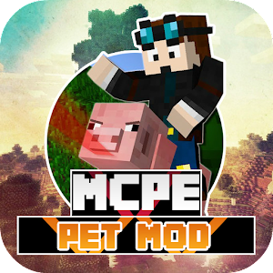 NEW Pets Mod For MCPE