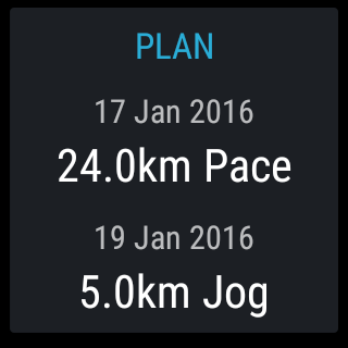 MY ASICS Run Coaching- screenshot