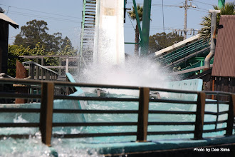 Photo: (Year 3) Day 25 - Rog and Edward on the Log Flume #5
