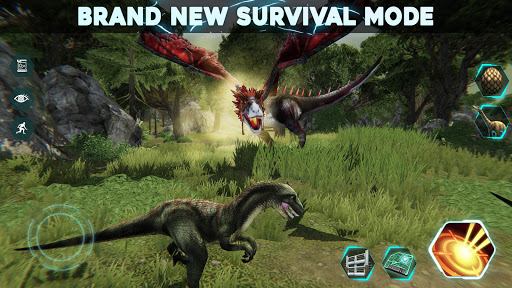 Dino Tamers - Jurassic Riding MMO filehippodl screenshot 5