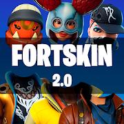FortSkin 2.0 - Skin creator Battle Royale