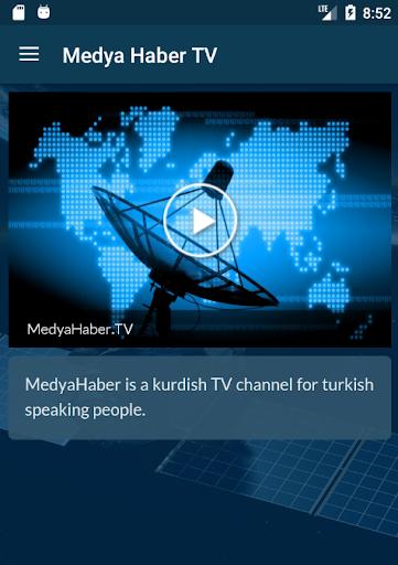 Medya Haber TV 1.0 screenshots 1