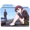 Just Because Wallpaper HD Custom Anime NewTab Icon