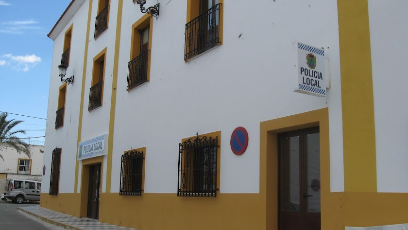 Jefatura de la Policía Local de Olula del Río.