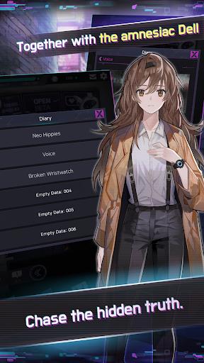 Télécharger Gratuit Mayday Memory: CHOICE SF Otome apk mod screenshots 4