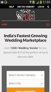 Wedding My Deals - náhled