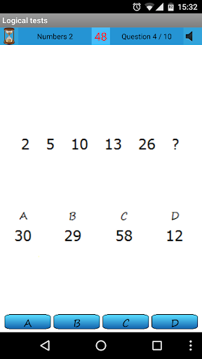 Tes Logika - IQ  screenshots 10