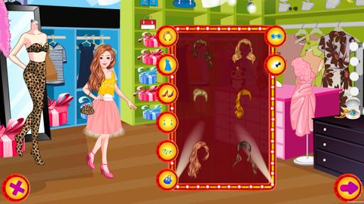 Dress Up With Point - Model Dress Up 2 screenshots 2