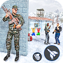 Combat Shooter: Critical Gun Shooting Strike 2020 icon