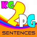 KG to PG Sentences icon