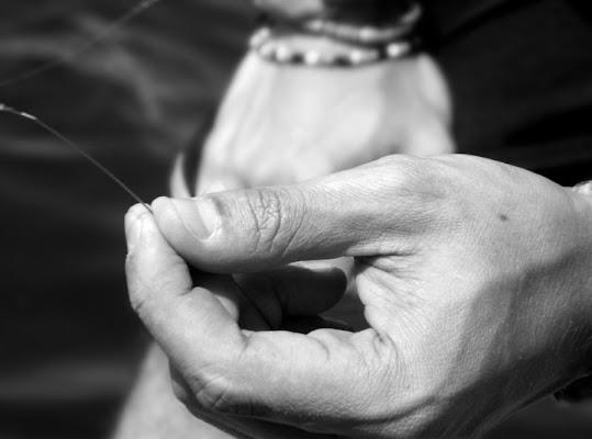 L'instancabile pazienza dei pescatori di FabioMuscasFotografia