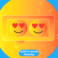Stylish & Repeater Texts icon