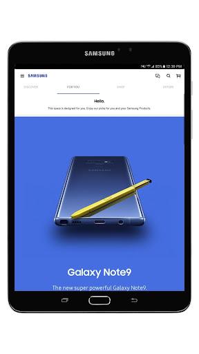 Samsung Shop screenshots 10