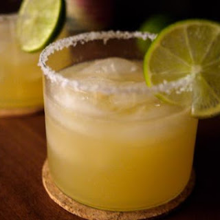 Smokin' Good Margarita