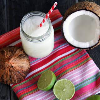 Coconut Lime Margarita.